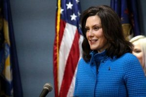 Michigan Gov. Whitmer caught in Memorial Day lockdown controversy over husband's reported boat request