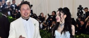 Elon Musk, Grimes Change New Baby's Name. It's Still Really Odd
