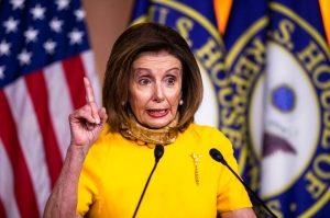 House Republicans sue Pelosi in bid to stop proxy voting amid coronavirus concerns