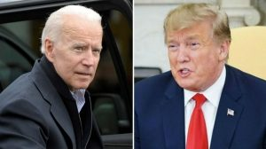 Poll: Biden leads Trump by 11 points nationally   TheHill