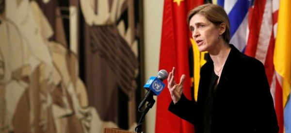 BREAKING: Samantha Power Sought To Unmask Americans On Almost Daily Basis, Sources Say