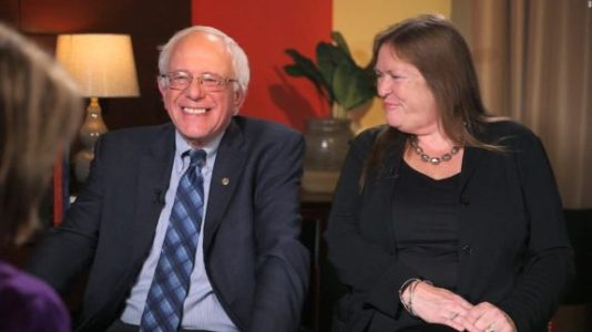 Jane Sanders Says FBI Investigation of Her and Husband Bernie Sanders Is 'Incredibly Sexist'