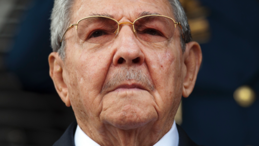 RAUL CASTRO STILL IN CONTROL OF COMMUNIST CUBA