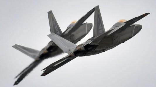 US Air Force Jets Intercept 2 Russian Bombers Off Alaska Coast
