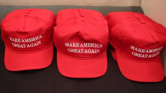 Popular pro-Trump item pulled from shelves after media complaints.