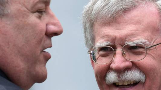 Bolton: 'No US government involvement' in attempted drone assassination of Venezuelan president Maduro