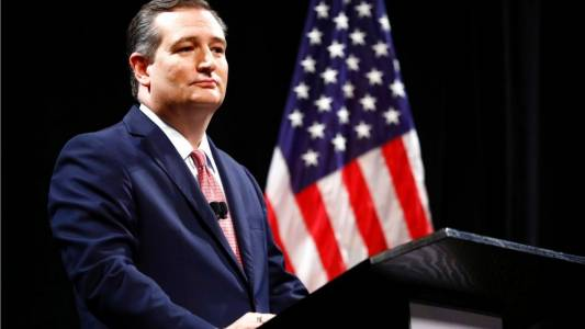 Ted Cruz heckled by radical protesters in DC restaurant: video