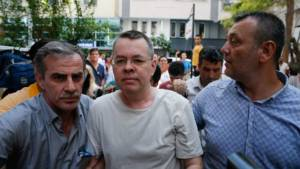 Turkish Court Orders Andrew Brunson Released After Four Witnesses Recant Testimony.