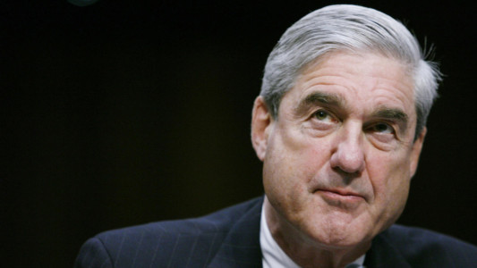 Mueller told Trump's attorneys the president remains under investigation but is not currently a criminal target.