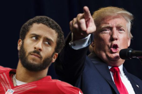 """President Trump on NFL Protests: """"NFL Cannot Disrespect Our Country. They Cannot Disrespect Flag or Anthem"""""""