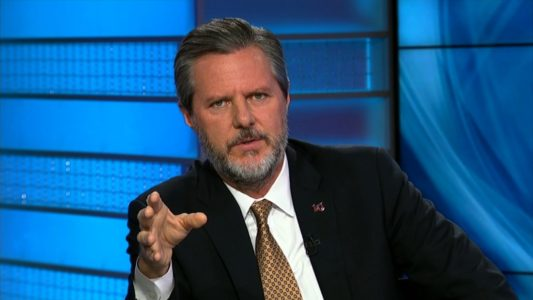 Jerry Falwell Jr: Trump Coined Term 'Fake News,' Now He Should Say 'Fake Republicans'