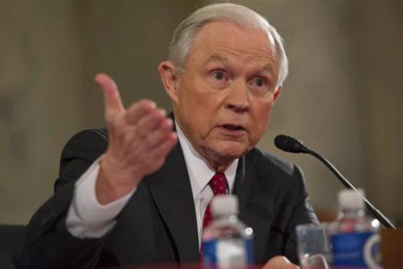 Sessions announces DOJ probe of missing FBI text messages.