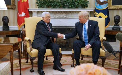 LISTEN – Breitbart's Aaron Klein: Abbas Outright Lied to Trump's Face.