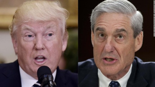 Trump's Fed Up With Mueller 'Scam,' Blasts FBI For Ignoring Hillary.