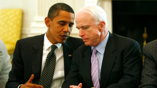McCain reveals that Obama called him to thanks for killing Obamacare repeal.