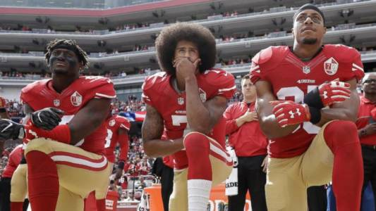 Liberals Cry Free Speech For NFL Kneelers But Want Conservatives Fired For Their Opinions.