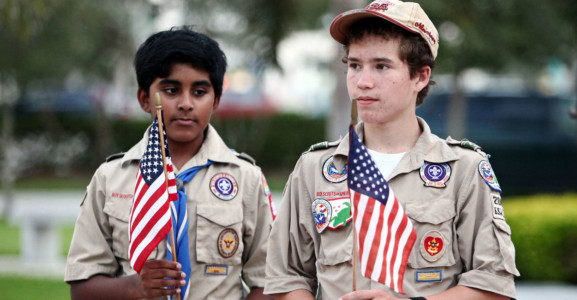Boy Scouts Nix the Word 'Boy,' Showing They No Longer Believe in Masculinity.