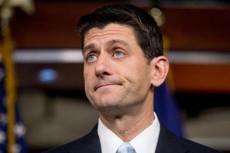 Paul Ryan's Catastrophic Lack of Political Skill and Judgment