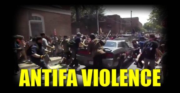 Armed Antifa Group Calls For Revolution, Seizing Property, And Violence Against Police