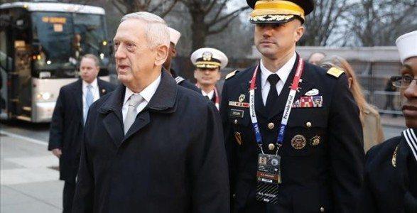 Gen. Mattis Confirmed in Senate Vote As Secretary of Defense