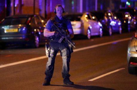 Vehicle rams worshippers near London mosque: Muslim leaders