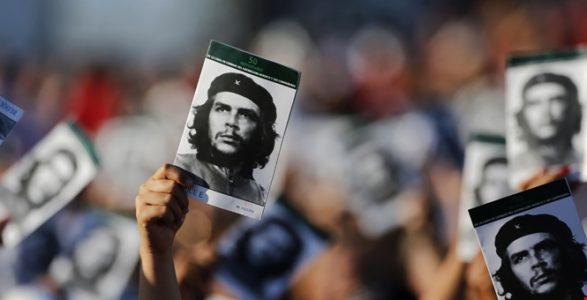 Terrorist Bill Ayres Eulogizes Terrorist Che Guevara on the 50th Anniversary of Che's Death