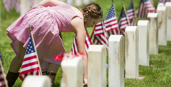 Here's How Two Left-Wing Publications Commemorated Memorial Day.
