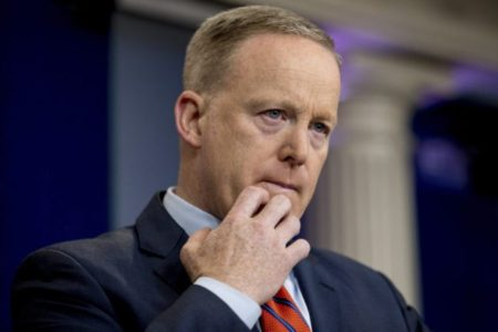 Sean Spicer Resigns After Trump Appoints Anthony Scaramucci as Communications Director