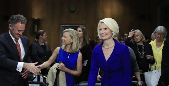 Callista Gingrich Confirmed as Ambassador to the Holy See