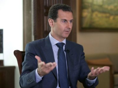 Trump Admin Unloads Block of 271 Sanctions on Assad Regime for Chemical Weapons Attack.