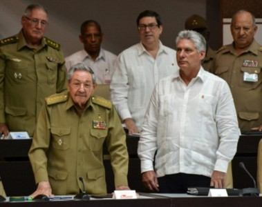 Cuba Begins 'Transition' That Will Leave Raúl Castro Still Running the Country.