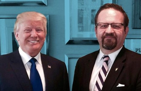 Sebastian Gorka predicts Trump will fire some advisers on national security