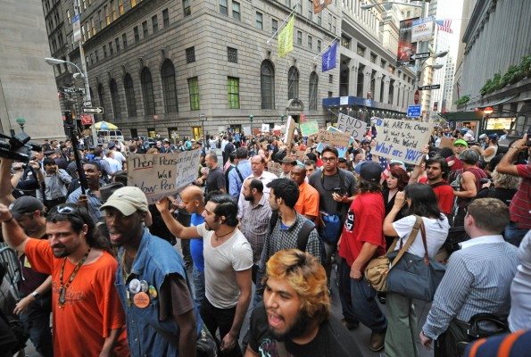 OCCUPY WALL ST. A MARXIST REVOLUTION?