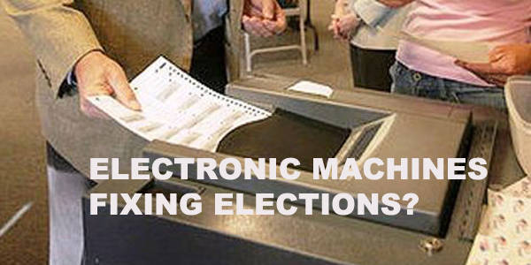 Largest Voting Machine Vendor in US Admits Its Systems Had Remote-Access Software Installed.