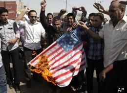 U.S. Embassy Attacks Middle East