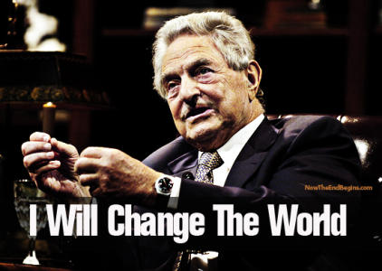 10 THINGS YOU DID NOT KNOW ABOUT GEORGE SOROS