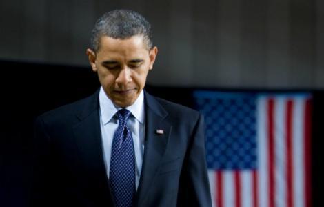 Obama crosses red line