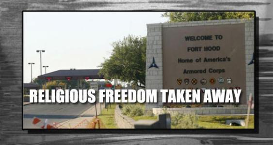 Army consider Christians, Tea Party, a terror threat.
