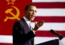 obama and communism