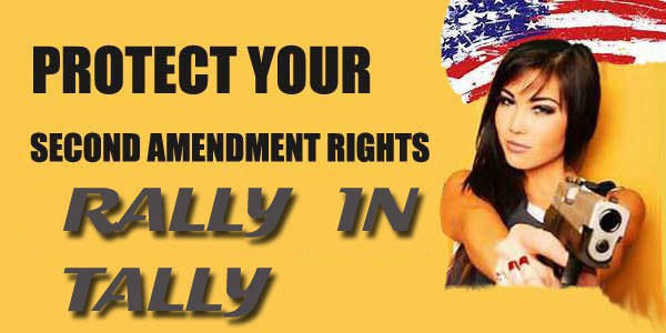 SELF DEFENSE – RALLY IN TALLY