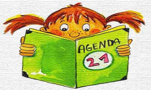 Agenda 21? What is Agenda 21?