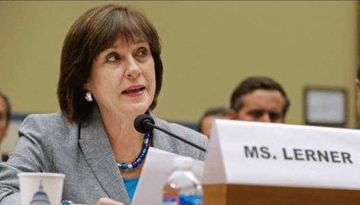 BREAKING: New Emails Show Lerner Contacted DOJ About Prosecuting Tax Exempt Groups