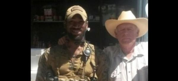 Black Marine's Letter Refutes Left-Wing Media Narrative that Cliven Bundy is a 'Racist'