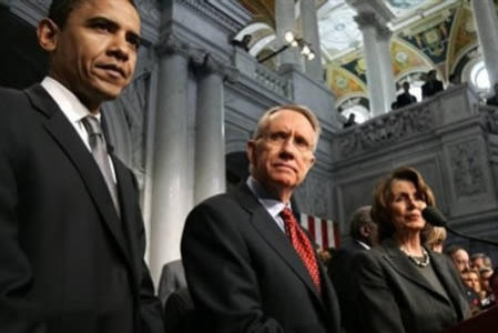 Harry Reid and Liberal Hypocrisy on Racism