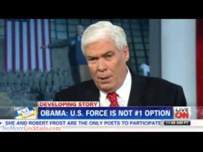 "Obama speech ""ludicrous … uninspiring … disturbing"""