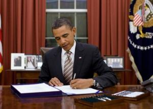 Obama Signs Executive Order To Legalize BLM's Land Grabs