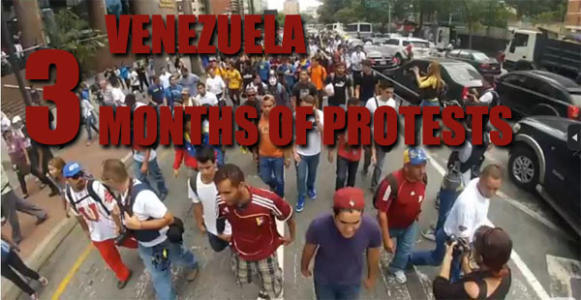 After Months of Crackdowns, Is the U.S. Finally Going to Sanction Venezuela?