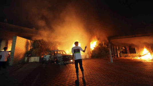 "White House Email On Benghazi Is Now Marked ""SECRET"""