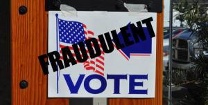 FRAUDULENT VOTE