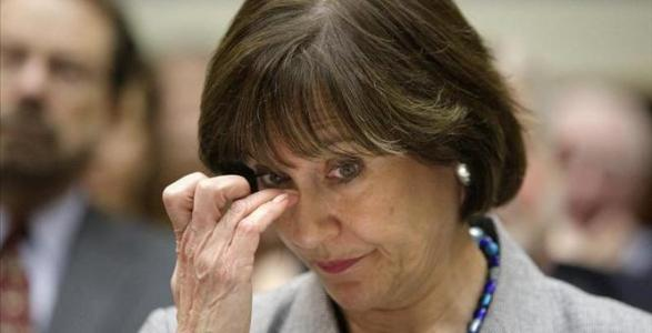 Convenient: IRS Has 'Lost' Two Years of Lois Lerner's Emails